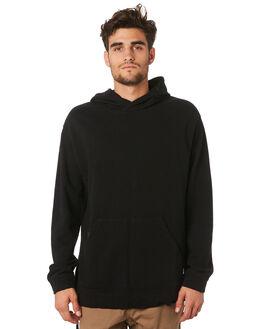 BLACK MENS CLOTHING HURLEY JUMPERS - BV2116010