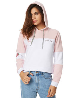 USA PINK WOMENS CLOTHING STUSSY JUMPERS - ST176315PNK