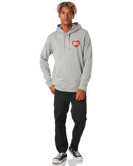 GREY MARLE MENS CLOTHING DEUS EX MACHINA JUMPERS - DMA208505GRYML