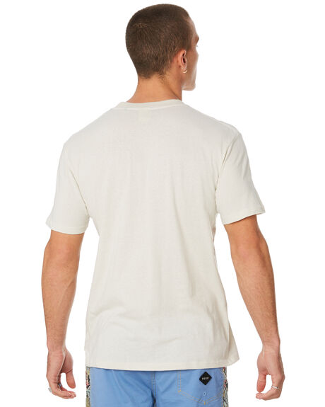 DIRTY WHITE OUTLET MENS THE CRITICAL SLIDE SOCIETY TEES - TE18157DRTWH
