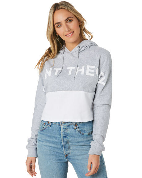 GREY MARLE WOMENS CLOTHING SILENT THEORY JUMPERS - 6053008GRM