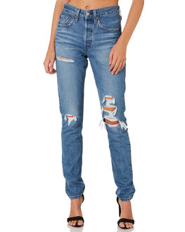 NICE AS PIE WOMENS CLOTHING LEVI'S JEANS - 29502-0078NIC