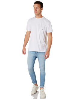 STREET BLUE MENS CLOTHING ABRAND JEANS - 81304690