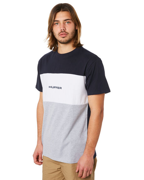 NAVY MENS CLOTHING HUFFER TEES - MTE83S2312NVY
