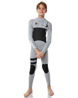 WOLF GREY SURF WETSUITS HURLEY STEAMERS - BFS000014001V