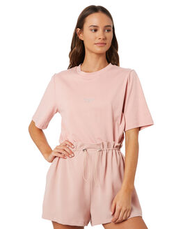 SALT PINK WOMENS CLOTHING THE FIFTH LABEL TEES - 40191114-5SLTPK