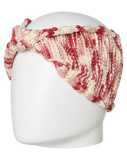 WITHERED ROSE WOMENS ACCESSORIES RUSTY HEADWEAR - HOL0156WIR