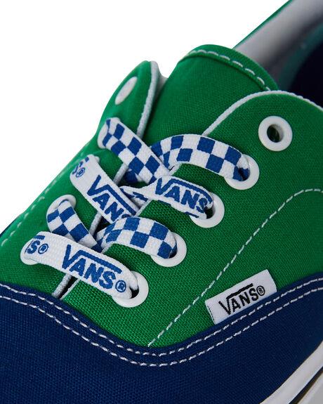 TRUE BLUE MENS FOOTWEAR VANS SNEAKERS - VN0A3WM9WI1TBLU