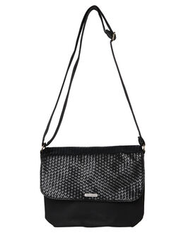 BLACK WOMENS ACCESSORIES BILLABONG BAGS + BACKPACKS - 6682110BLK