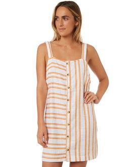 STRIPE WOMENS CLOTHING TIGERLILY DRESSES - T382435STR