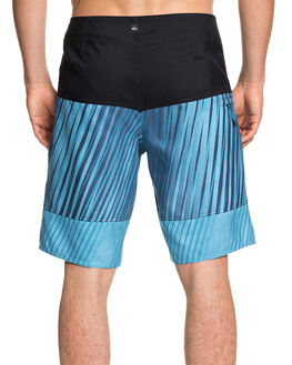 MEDIEVAL BLUE MENS CLOTHING QUIKSILVER BOARDSHORTS - EQYBS04012BTE6
