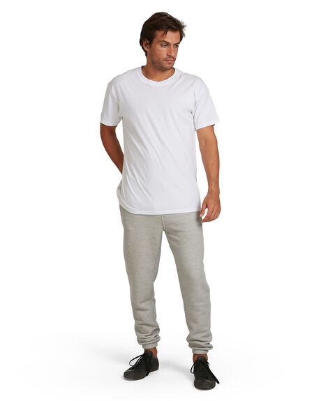 LIGHT GREY MENS CLOTHING BILLABONG PANTS - BB-9507304-G63