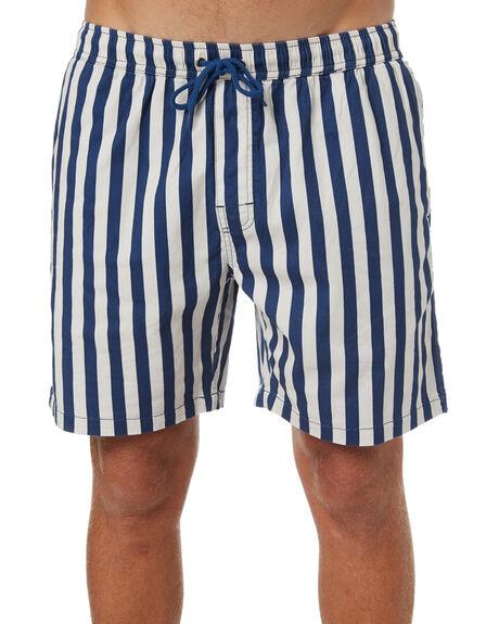 STRIPE MENS CLOTHING SWELL BOARDSHORTS - S5184240STRIPE