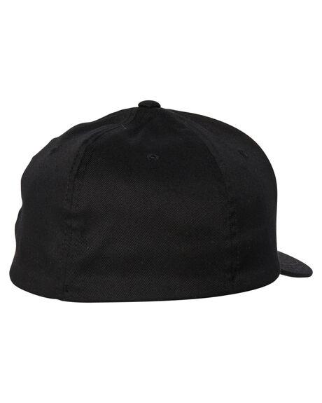 BLACK MENS ACCESSORIES VOLCOM HEADWEAR - D5531809BLK