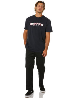 NAVY MENS CLOTHING HUFFER TEES - MTE01S4030NVY