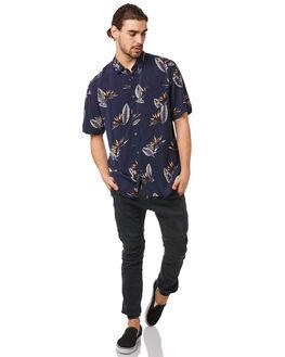 NAVY MENS CLOTHING ZANEROBE SHIRTS - 303-METNAVY