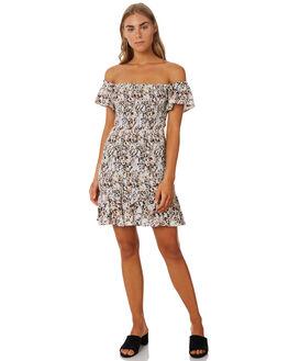 BILLIONAIRE LEOPARD WOMENS CLOTHING MLM LABEL DRESSES - MLM606CLPRD