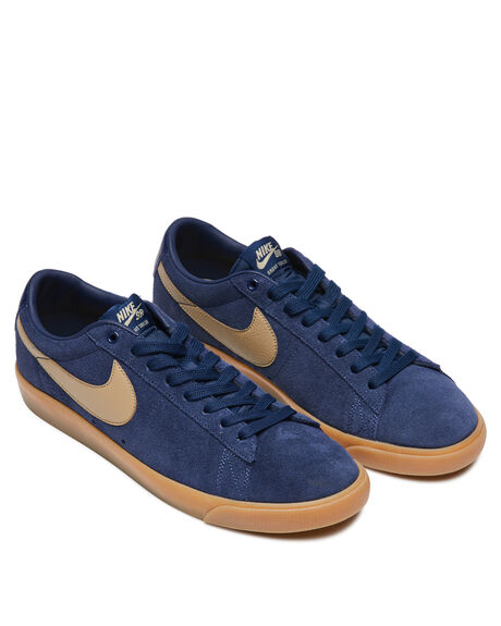 MIDNIGHT NAVY MENS FOOTWEAR NIKE SNEAKERS - 704939-403
