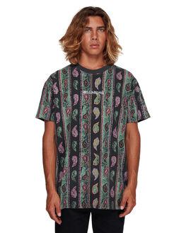 BLACK MENS CLOTHING BILLABONG TEES - BB-9591027-BLK