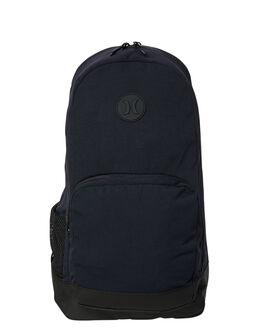 BLACK WOMENS ACCESSORIES HURLEY BAGS + BACKPACKS - HU0042013