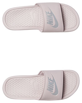 PARTICLE ROSE WOMENS FOOTWEAR NIKE SLIDES - 343881-614
