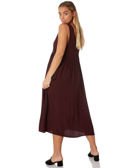 PLUM WOMENS CLOTHING THE BARE ROAD DRESSES - 990341-08PLU