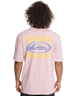 KEEPSAKE LILAC MENS CLOTHING QUIKSILVER TEES - EQYZT05245-MGM0