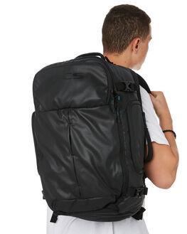 BLACK MENS ACCESSORIES FCS BAGS + BACKPACKS - MISN-BLK-040BLK