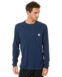 DRESS BLUE MENS CLOTHING BURTON TEES - 20393101400