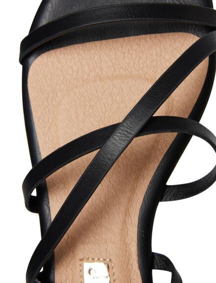 BLACK OUTLET WOMENS BILLINI FASHION SANDALS - S613BLK