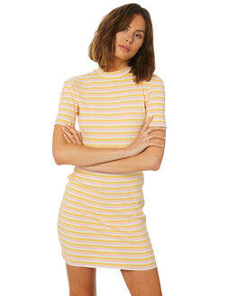 CANDY OUTLET WOMENS AFENDS DRESSES - W191808CAN