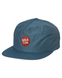 ORION BLUE MENS ACCESSORIES BRIXTON HEADWEAR - 10343ORBLU