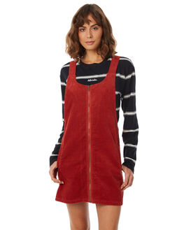 SIERRA WOMENS CLOTHING AFENDS PLAYSUITS + OVERALLS - W183812-SRA