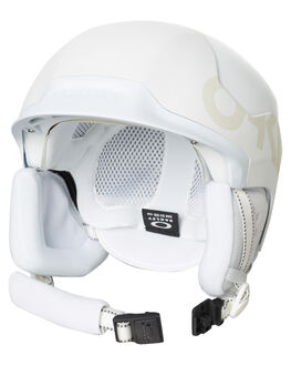MATTE WHITE SNOW ACCESSORIES OAKLEY PROTECTIVE GEAR - 99430FP-11B