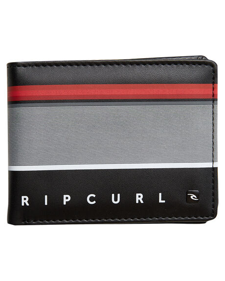 RED MENS ACCESSORIES RIP CURL WALLETS - BWUKE20040
