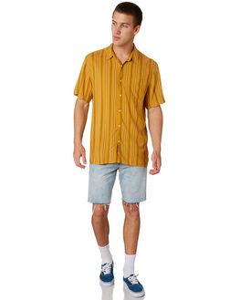 GOLD MENS CLOTHING BILLABONG SHIRTS - 9582211MGLD