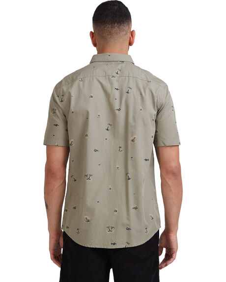 ALOE MENS CLOTHING RVCA SHIRTS - R315185-A28