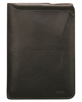 BLACK MENS ACCESSORIES BELLROY WALLETS - WPSABLK