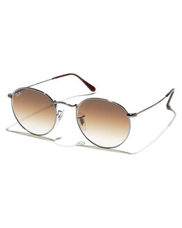 GUNMETAL GRADIENT WOMENS ACCESSORIES RAY-BAN SUNGLASSES - 0RB3447NGUNMT
