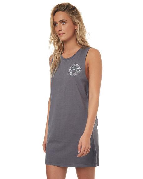 COAL WOMENS CLOTHING RUSTY DRESSES - DRL0886COA