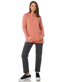 MAUVE WOMENS CLOTHING VOLCOM JUMPERS - B3111801MVE