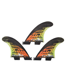 ORANGE BOARDSPORTS SURF FCS FINS - FMBS-CC03-SM-TS-RORG