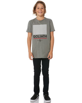 SAGE KIDS BOYS ST GOLIATH TOPS - 2433007SAGE