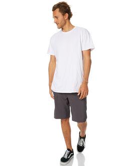 BLACK MENS CLOTHING HURLEY SHORTS - MWS000453000A