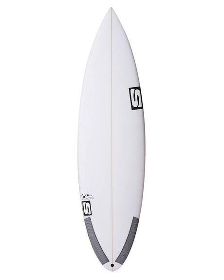 CLEAR BOARDSPORTS SURF SIMON ANDERSON SURFBOARDS - SAFACEDANCERCLR