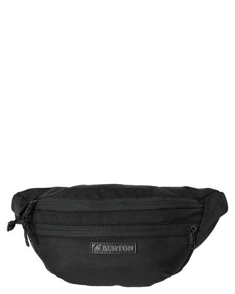 TRUE BLACK BALLISTIC MENS ACCESSORIES BURTON BAGS + BACKPACKS - 207641001