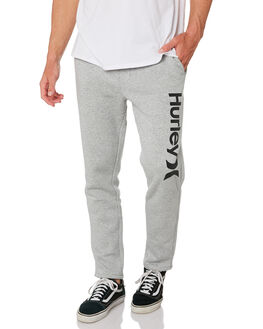 DK GREY HEATHER MENS CLOTHING HURLEY PANTS - AJ2234063