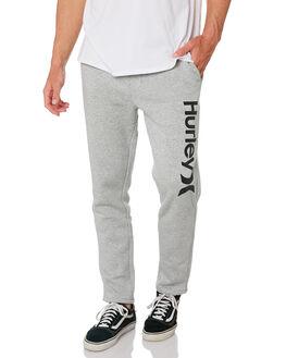 DK GREY HEATHER MENS CLOTHING HURLEY PANTS - AJ2234063