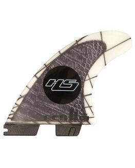 GREY BOARDSPORTS SURF FCS FINS - FHSL-CC01G-TS-RGREY1