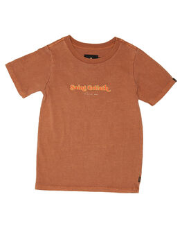 RUST KIDS BOYS ST GOLIATH TOPS - 2850008RUST